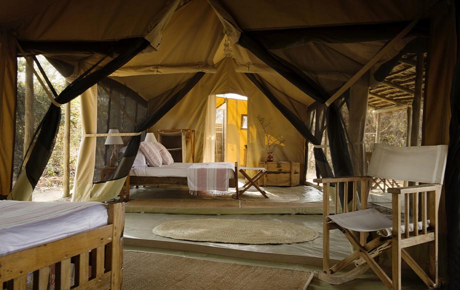 Rustic and Classic Kigelia Camp in Tanzania