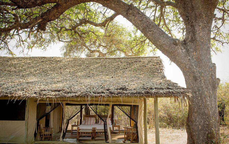Kigelia Camp in Tanzania