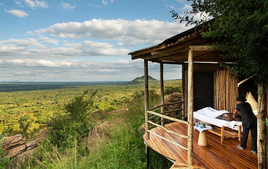 Luxury Lemala Mpingo Ridge Lodge in Tanzania