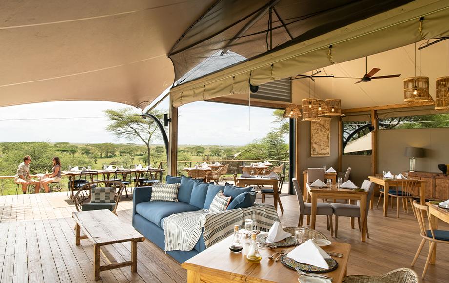 Luxury Lemala Nanyukie Lodge in Tanzania