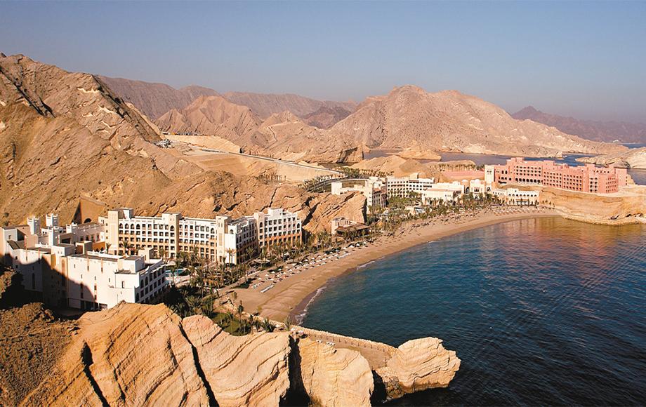Shangri-La Barr Al Jissah Resort & Spa exterior