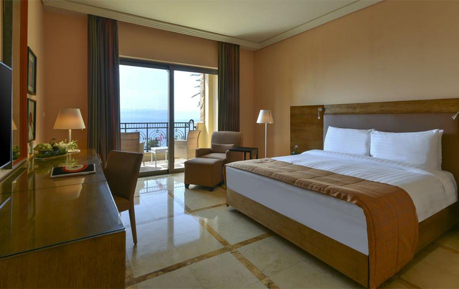 Kempinski Hotel Amman superior room