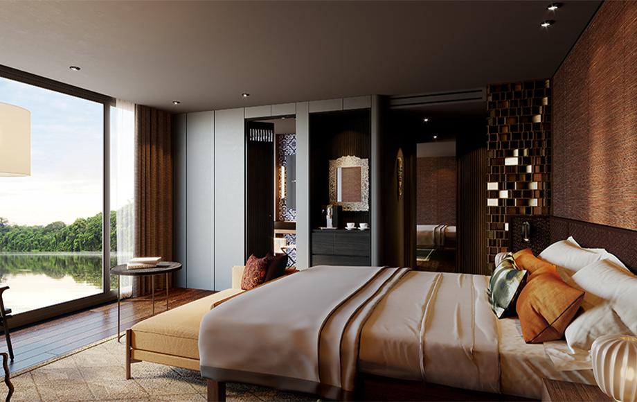 Room on the Aqua Nera