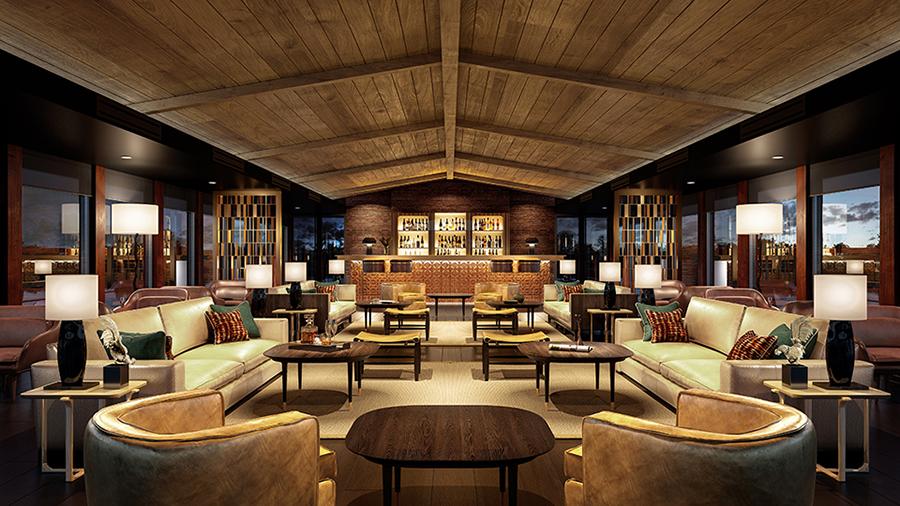The Aqua Nera Lounge