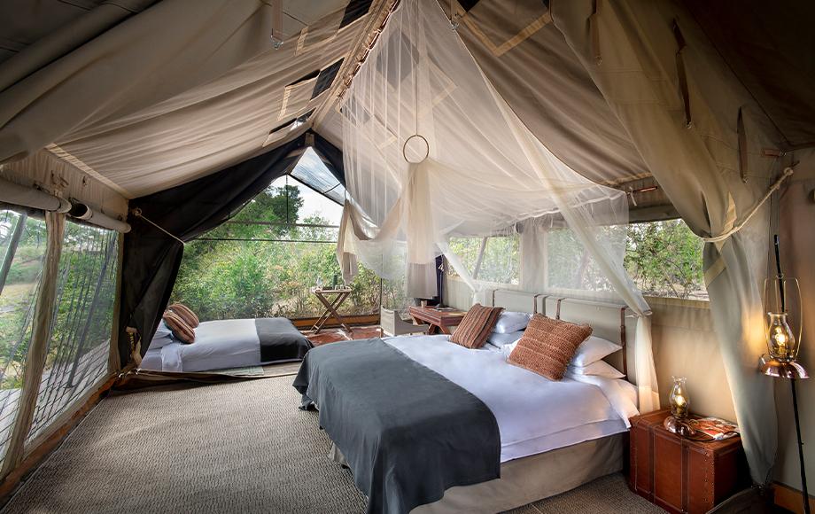 Luxury Linyanti Expeditions Suite in Botswana's Linyanti Region