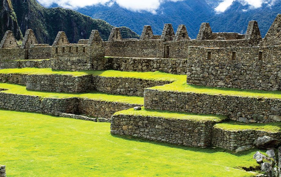 Machu Picchu stone work