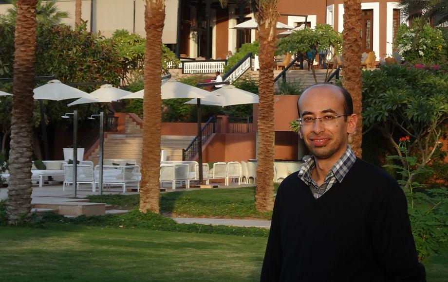 Hany in Egypt