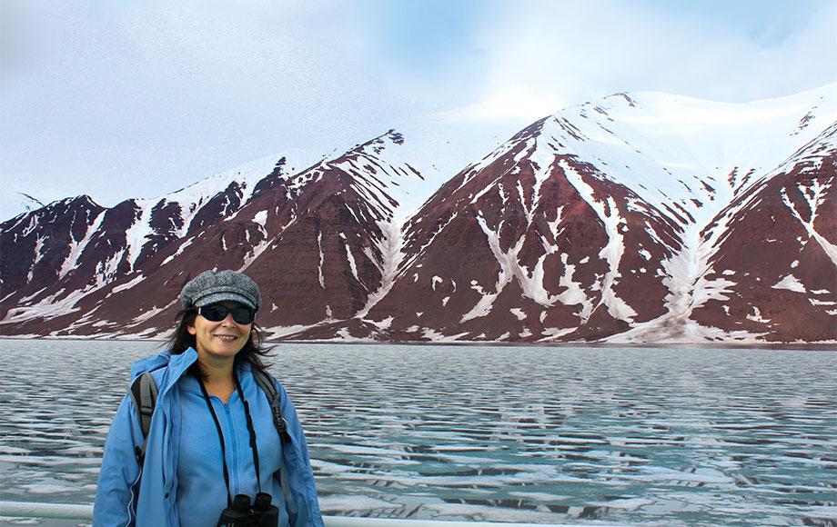 Natasha in the Arctic
