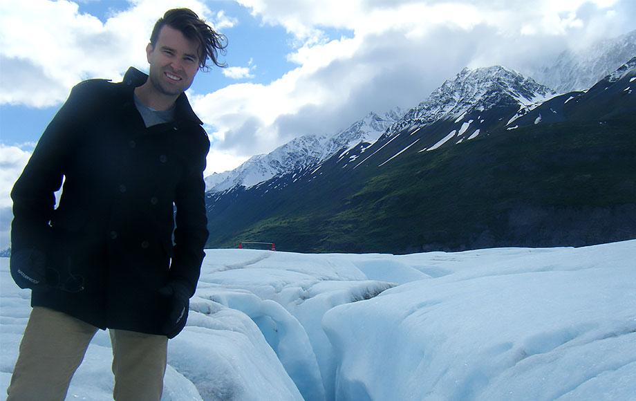 Michael in Alaska