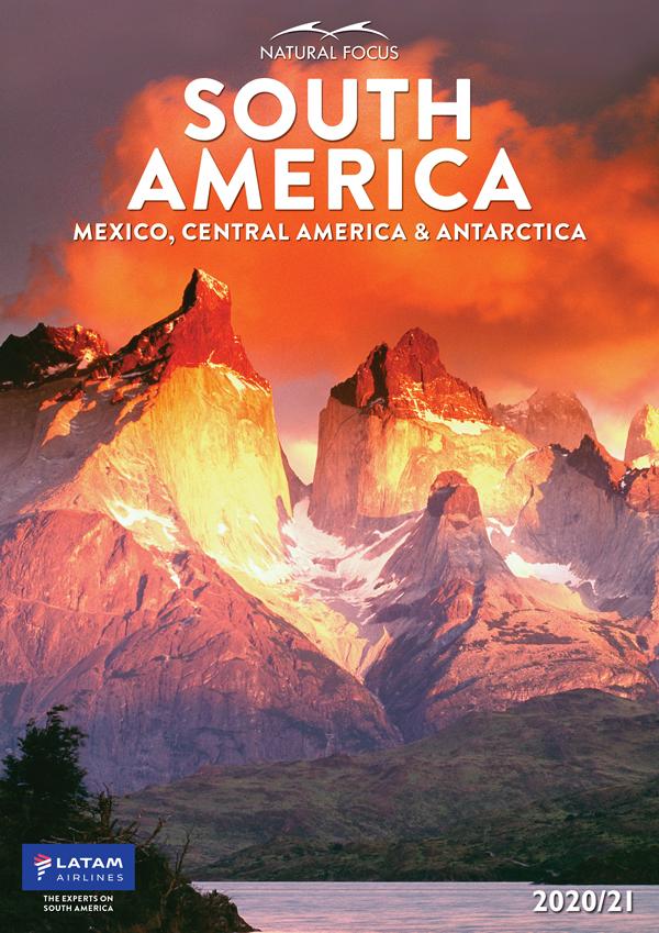 South America Brochure Cover