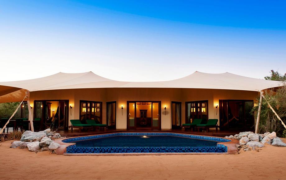 Al Maja Desert Resort & Spa in Dubai