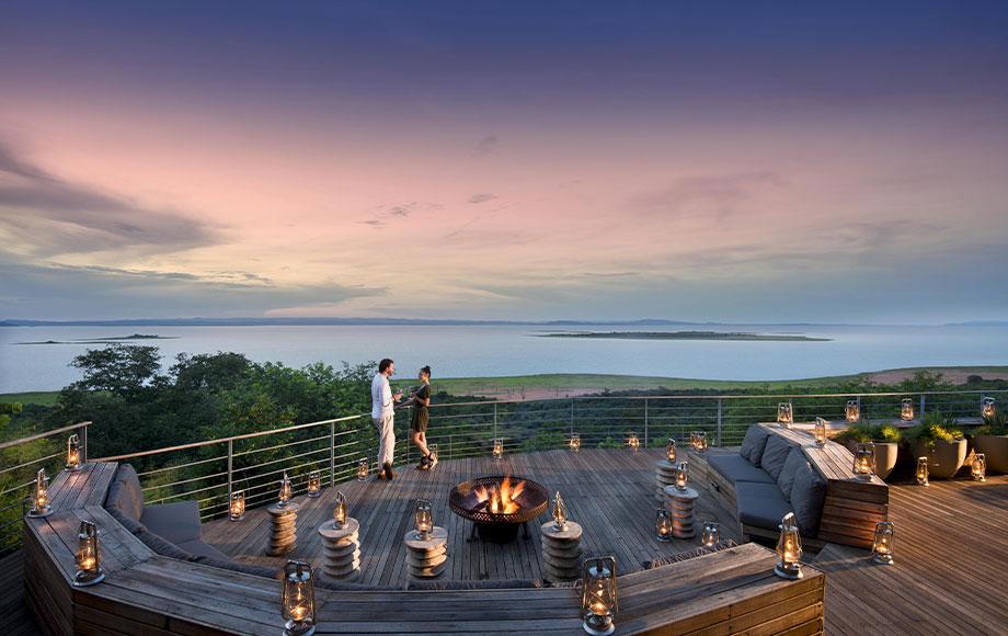 Bumi Hills Safari Lodge at Lake Kariba