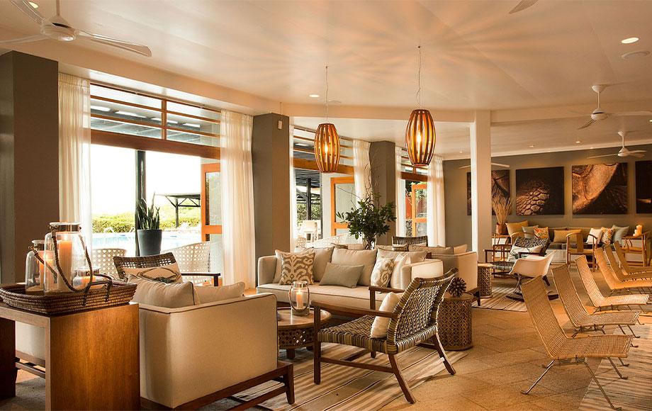 Finch Bay Hotel Dining Room