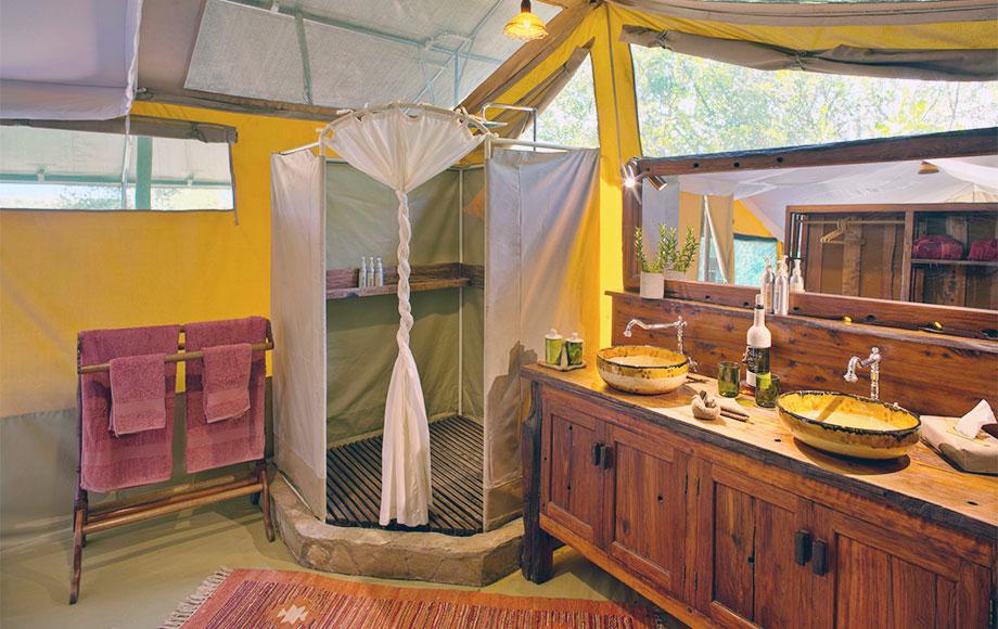 Kicheche Laikipia bathroom