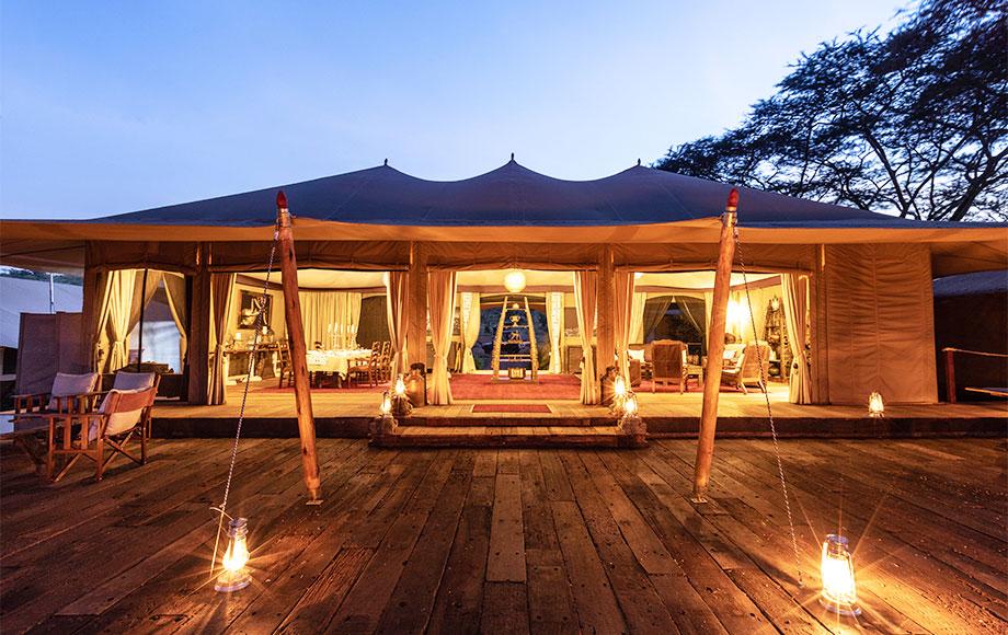 Mara Nyika Camp in Kenya