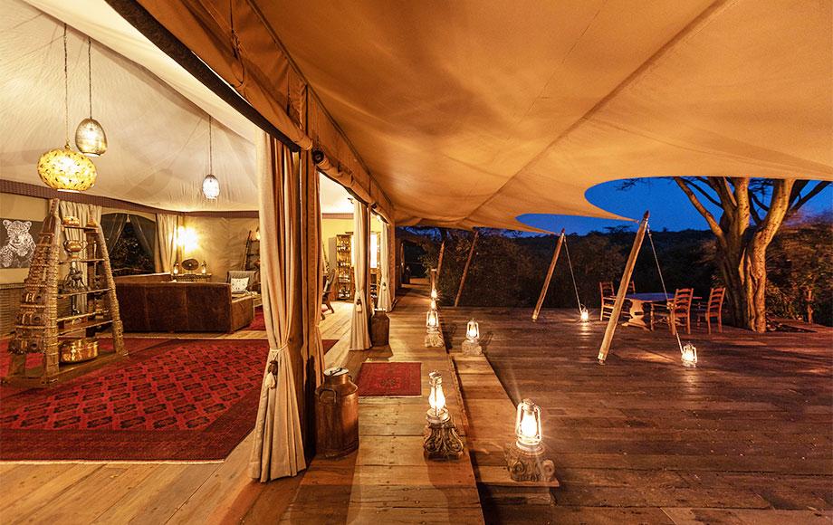 Mara Nyika Camp
