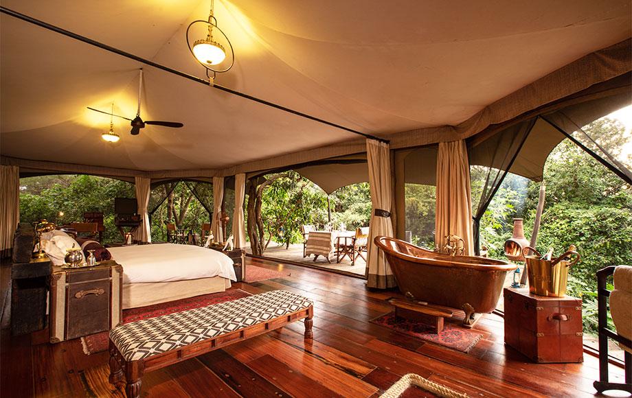 Mara Plains Camp Kenya