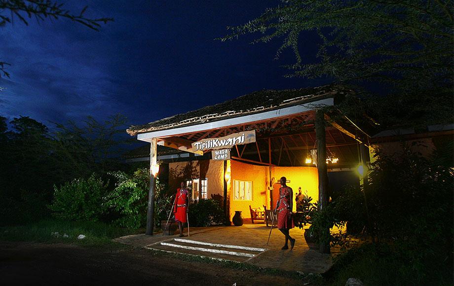 Tipilikwani Camp