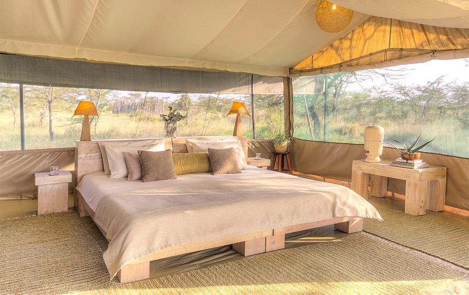 kicheche Bush Camp Room