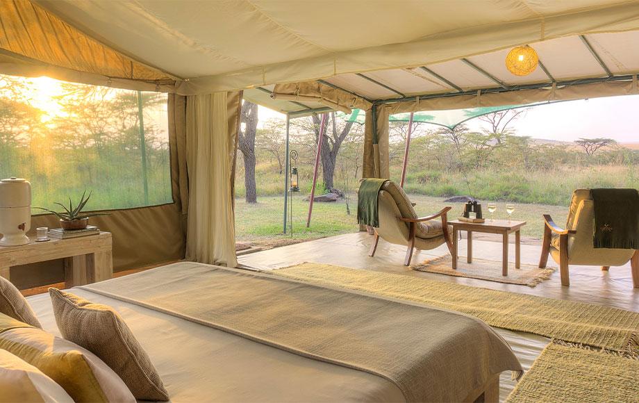 Kicheche Mara Camp Bedroom