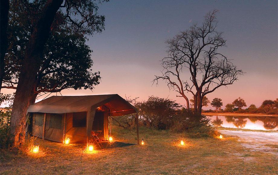 Letaka Mobile Camping Safar Botswana