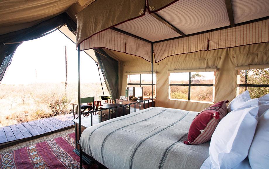 Camp Kalahari Tent Double