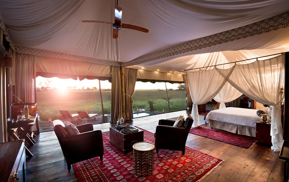 Duba Plains Suite