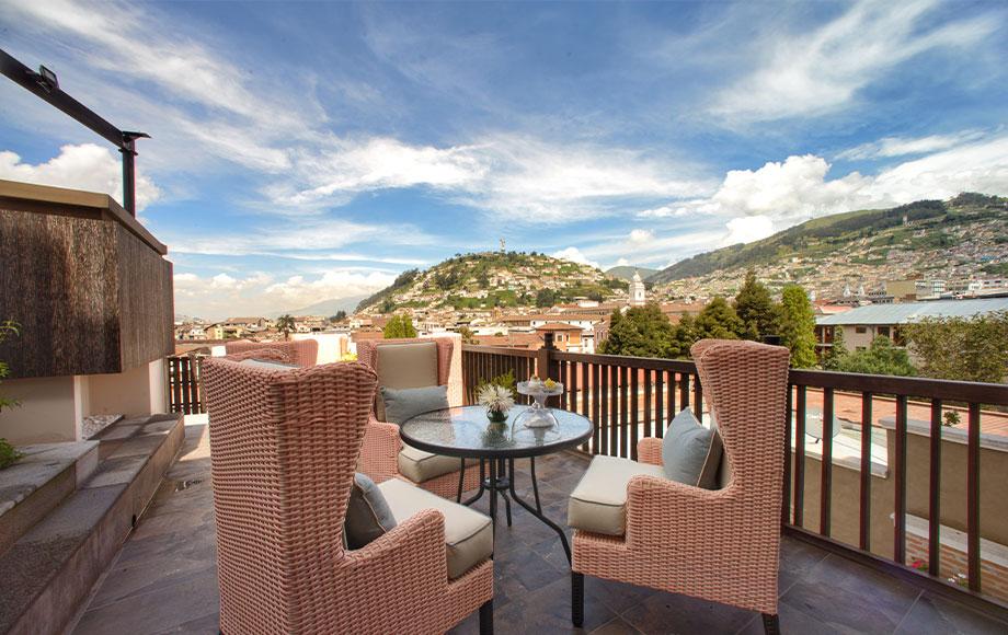 Illa Experience Hotel Terrace