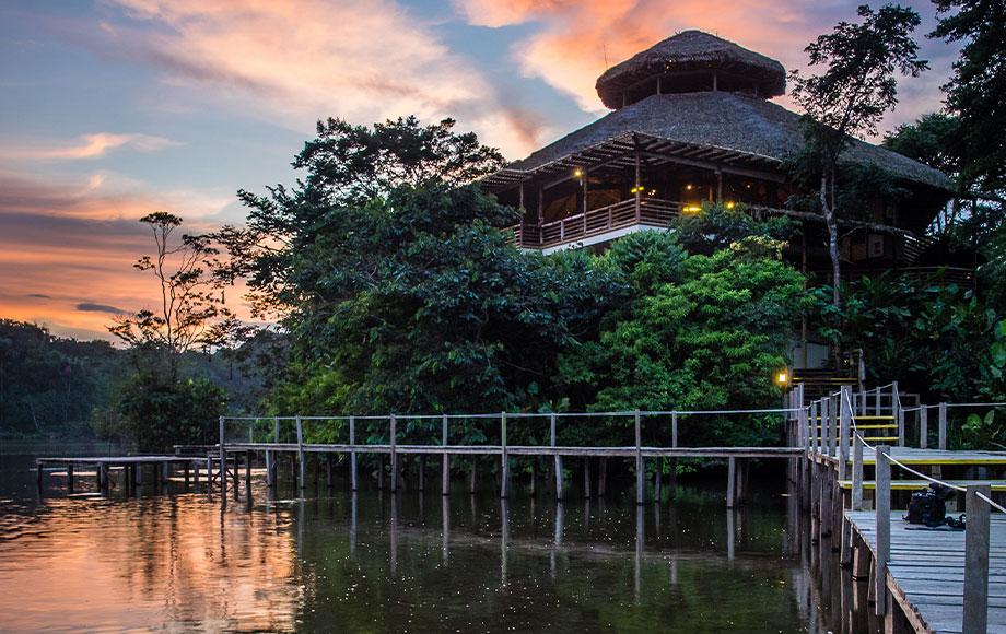 La Selva Amazon Eco Lodge