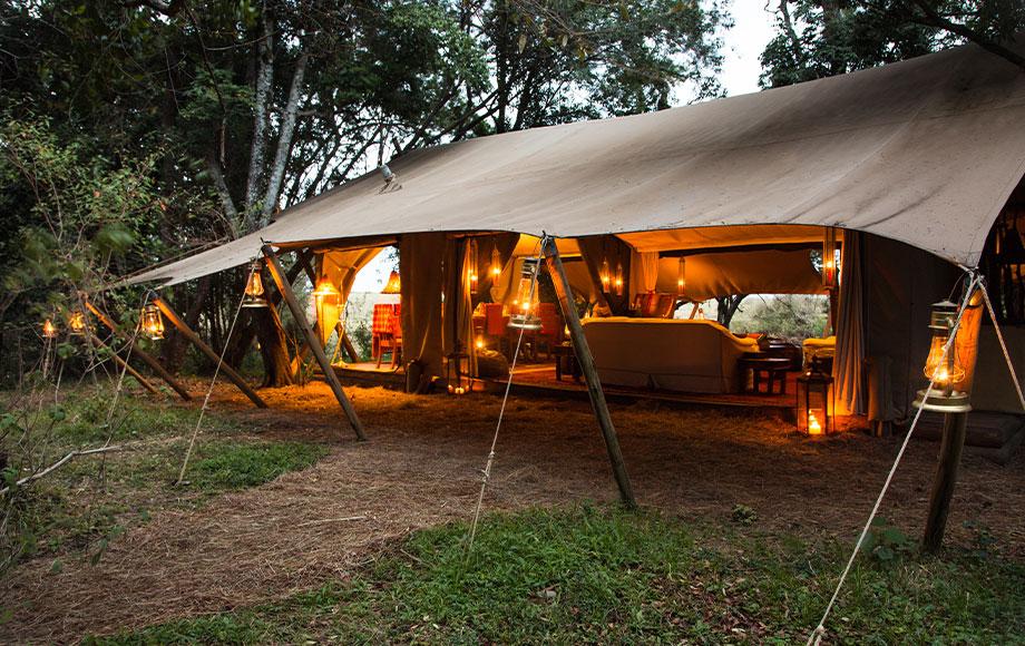 Mara Expeditions Camp in Kenya