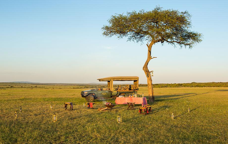 Mara Expeditions Camp Sundowners
