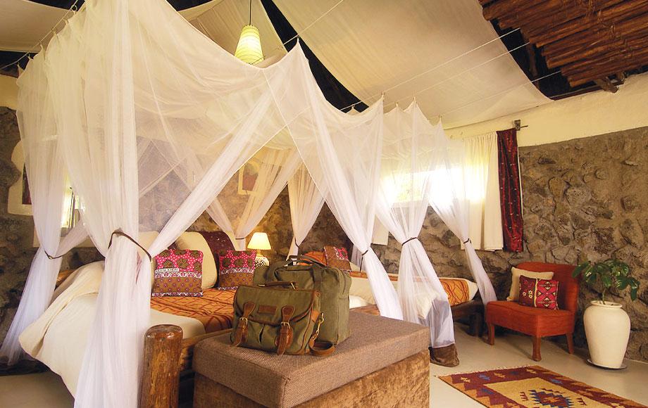 Mbweha Camp Suite