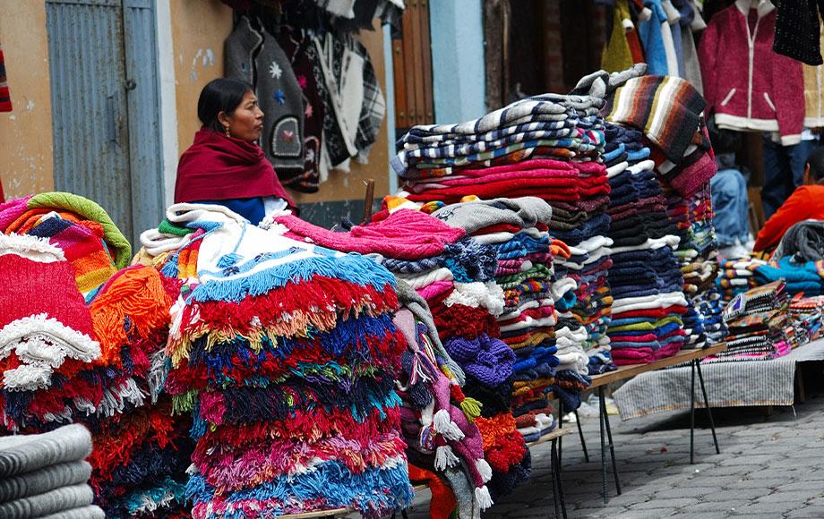 Quito Street Market