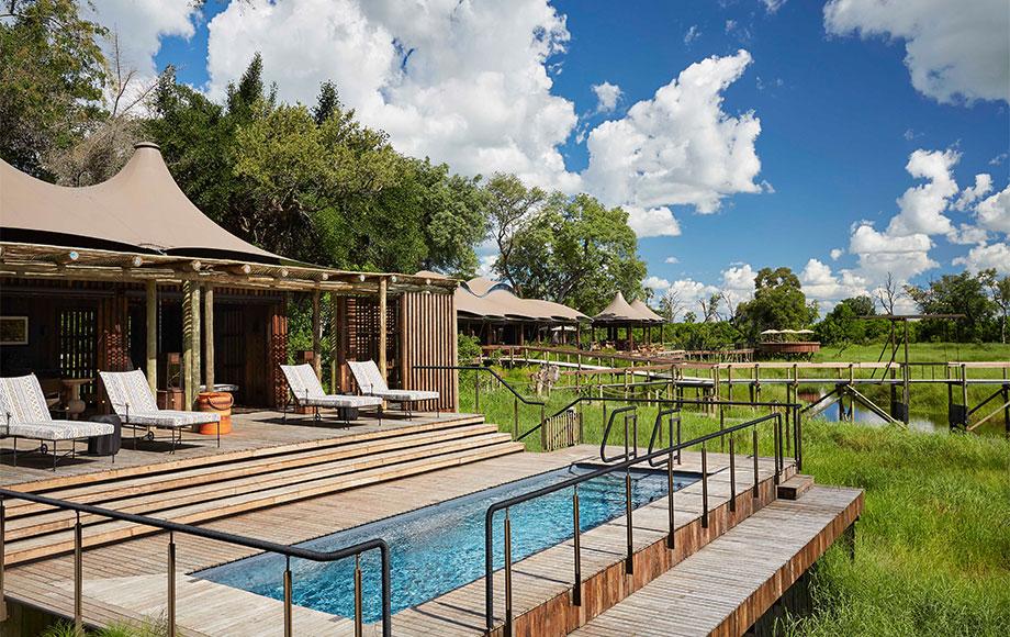 Xigera Safari Lodge Private Pool