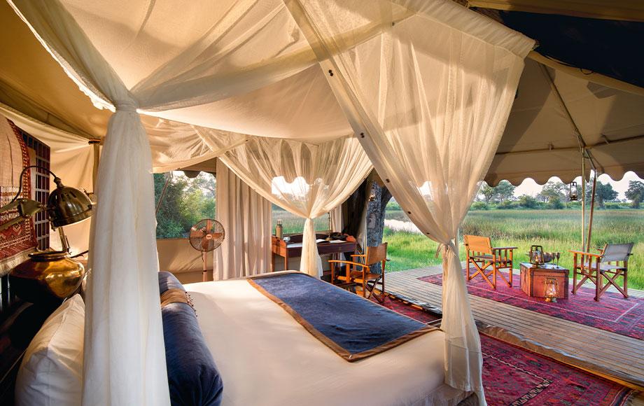 Duba Explorers Camp Guest Suite