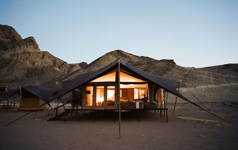 Hoanib Valley Camp Suite