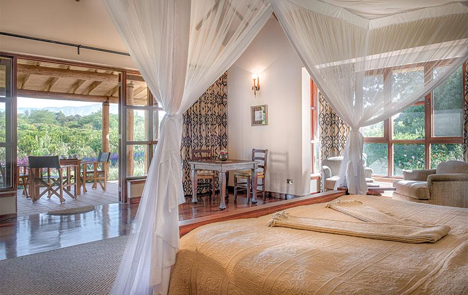 Legendary Lodge Bedroom