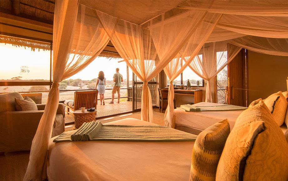 Leroo La Tau Guest Room