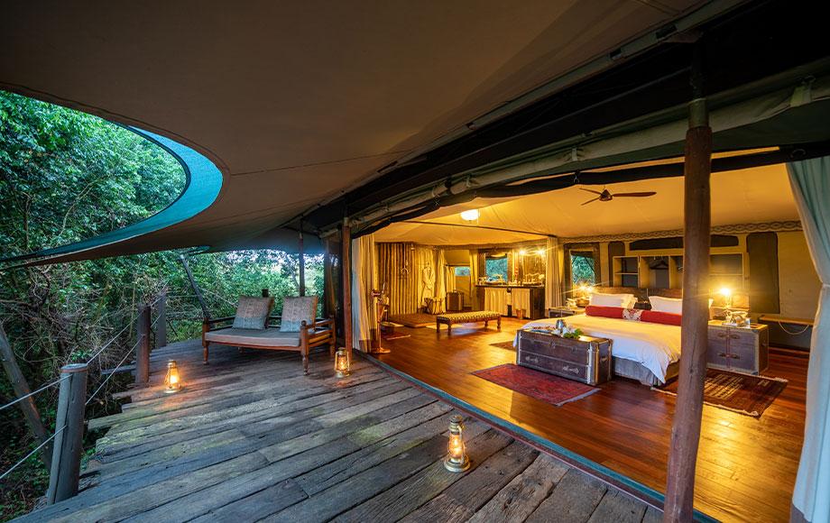 Mara Plains Jahazi Suite
