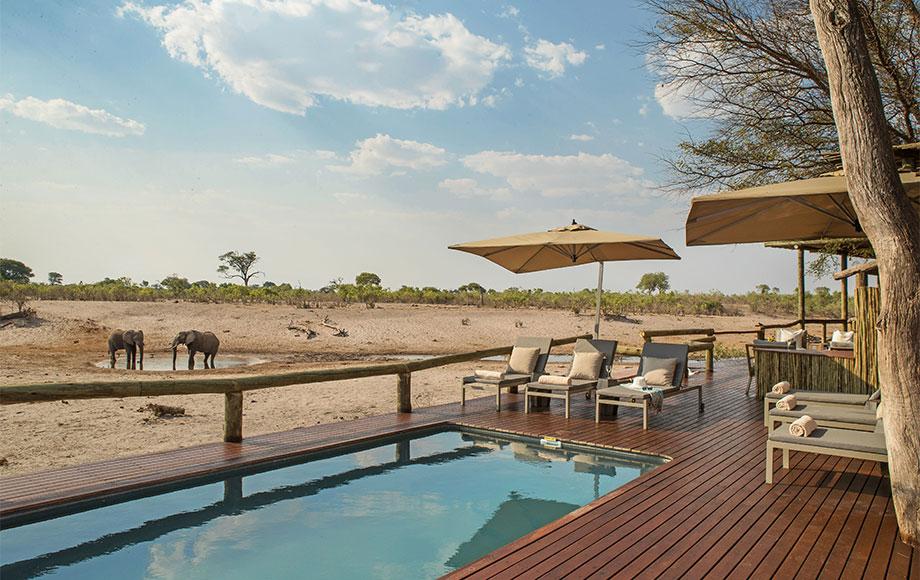 Safari Lodge Swimming Pool