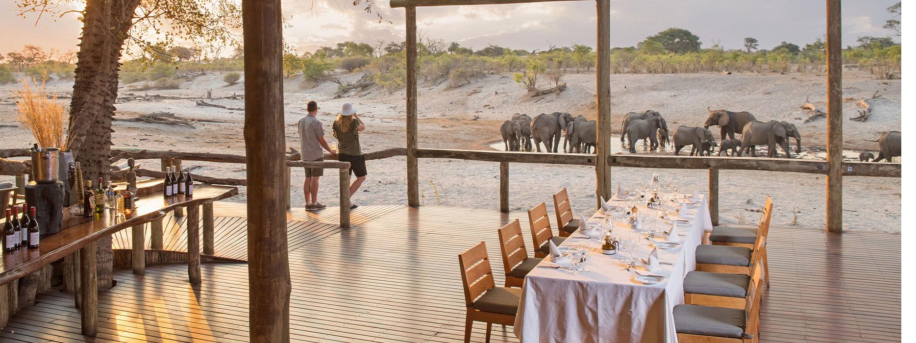 Safari Lodge Main Area