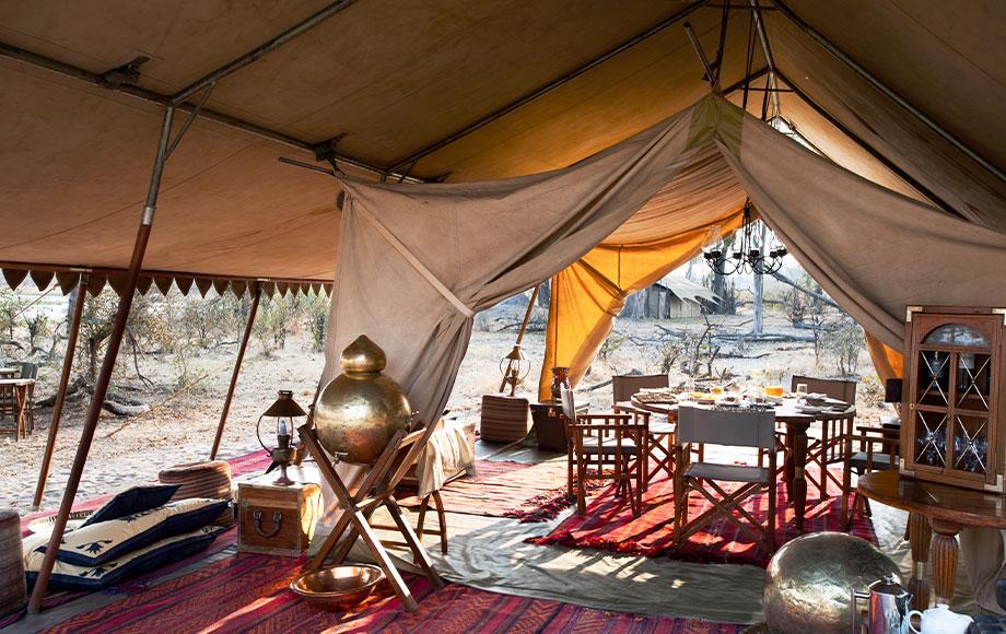Selinda Explorers Camp Bedroom