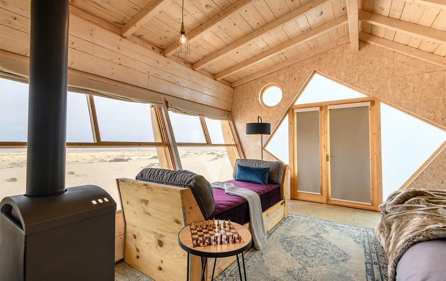 Shipwreck Lodge Bedroom