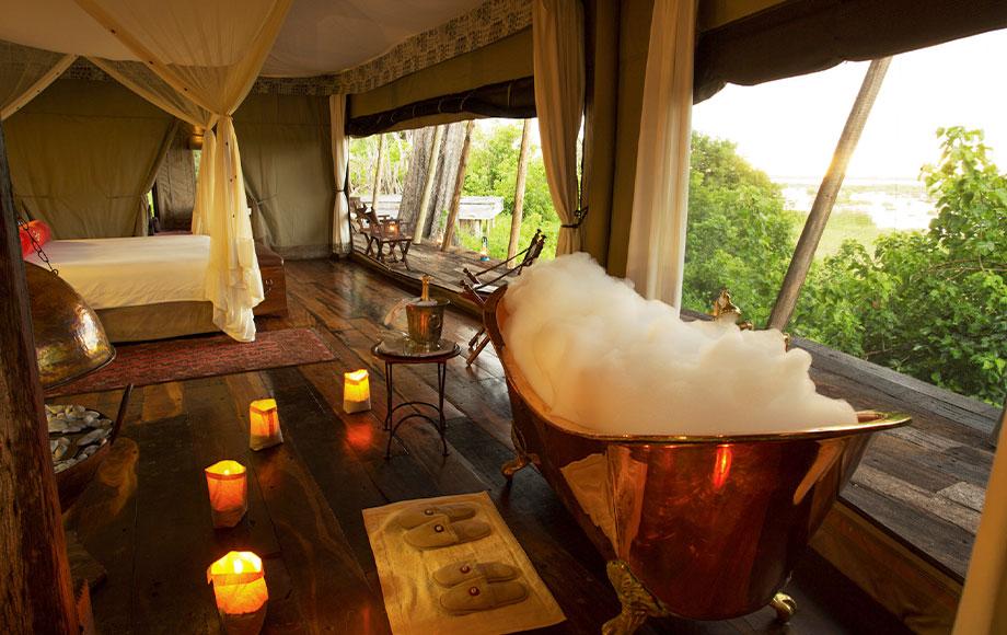 Zarafa Camp Bath
