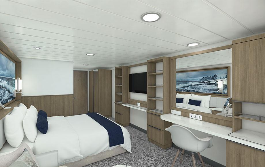Ocean Albatros Cabin