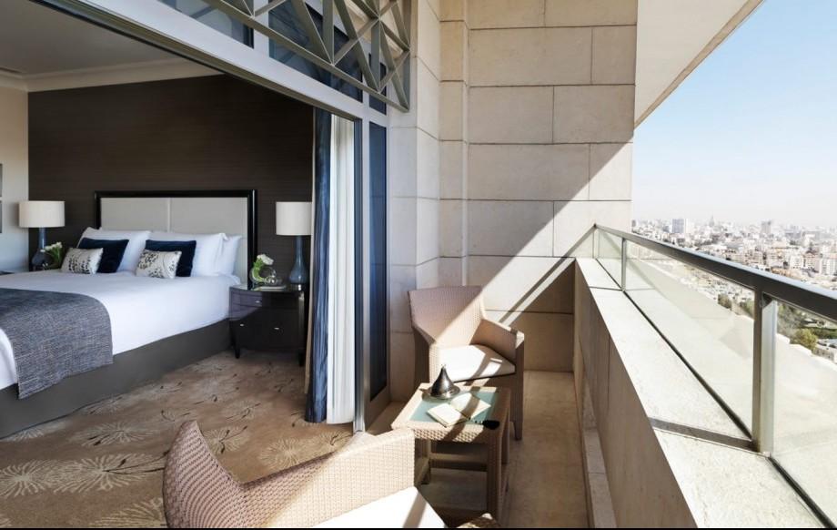 Four Seasons Amman Deluxe suite