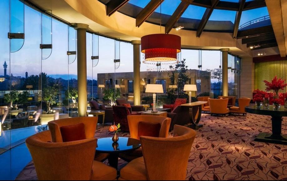 Grand Hyatt Amman Lounge