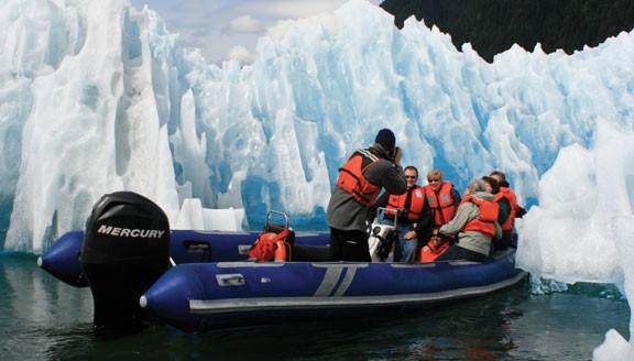 Southeast Alaska's Inner Reaches Western Coves