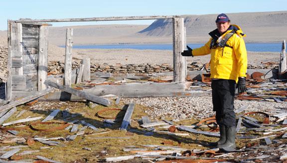 Canadian Arctic historic sites