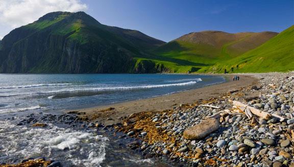 Russian Far East landscapes